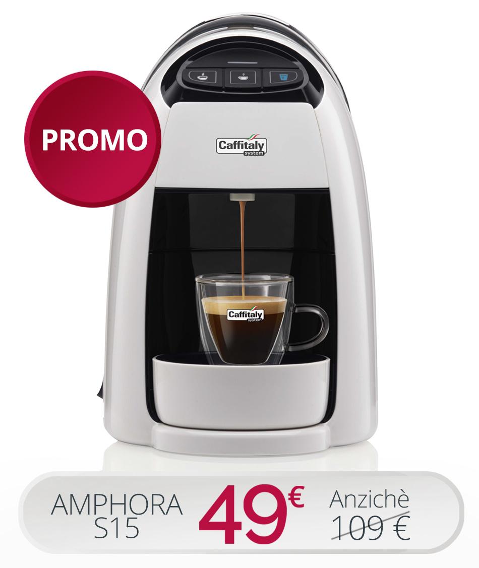 Offerta macchine caff caffitaly multi sat snc - Macchina da caffe per casa ...