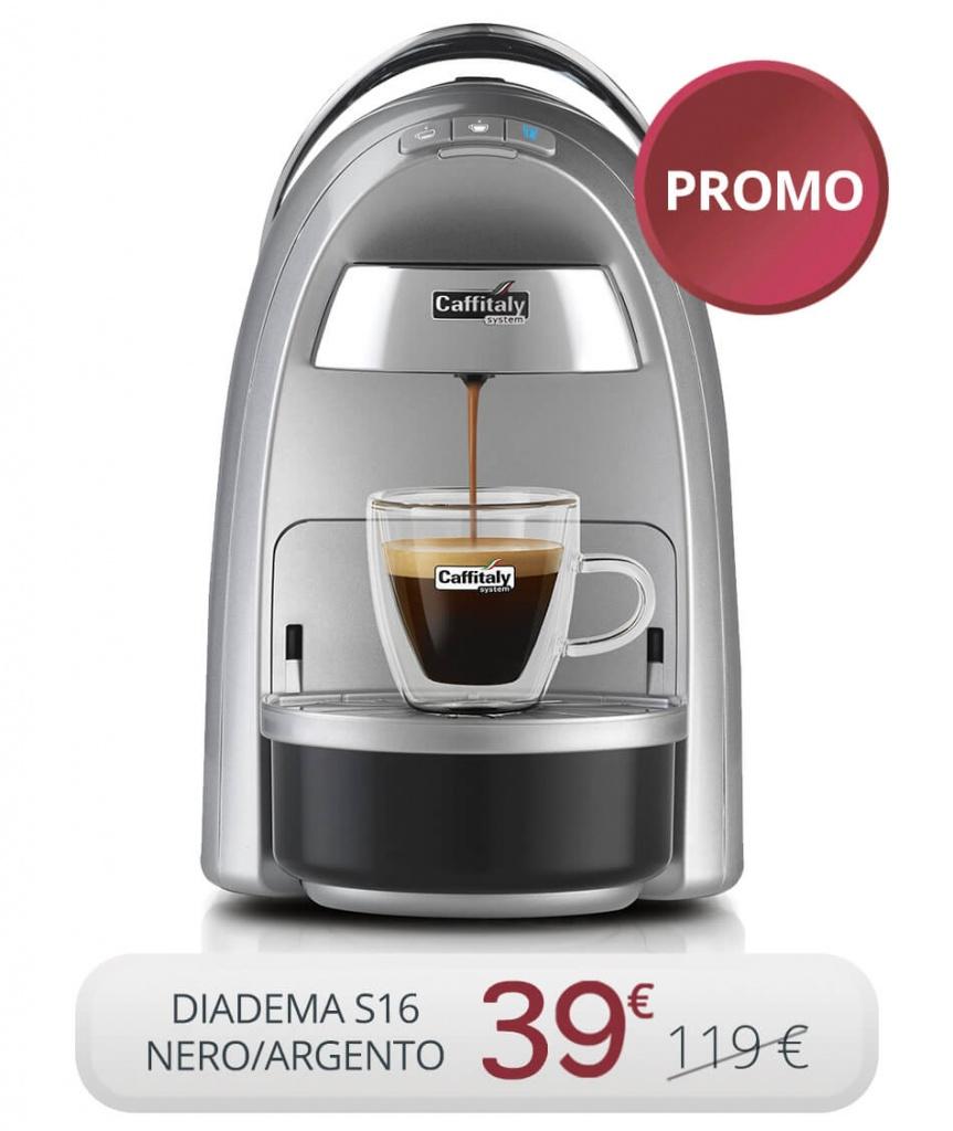 Offerta macchina da caff diadema multi sat snc - Macchina da caffe per casa ...