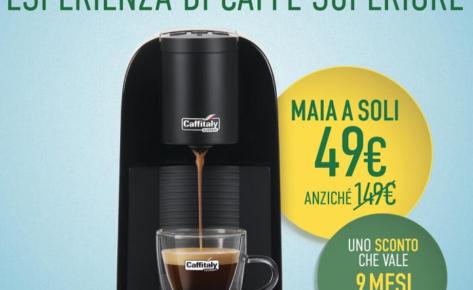 PROMO CAFFITALY MAIA S33