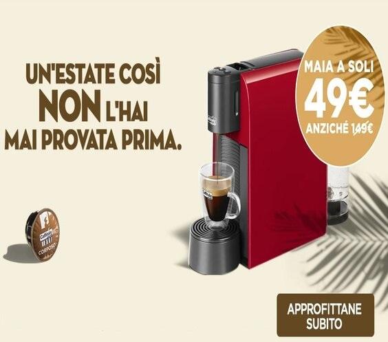 caffitaly promo macerata civitanova